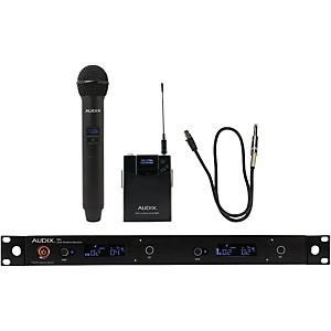 Audix AP42 C2Guitar Handheld and Instrument Wireless System by Audix