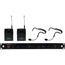 Audix AP42 HT2 Dual Headset Wireless System