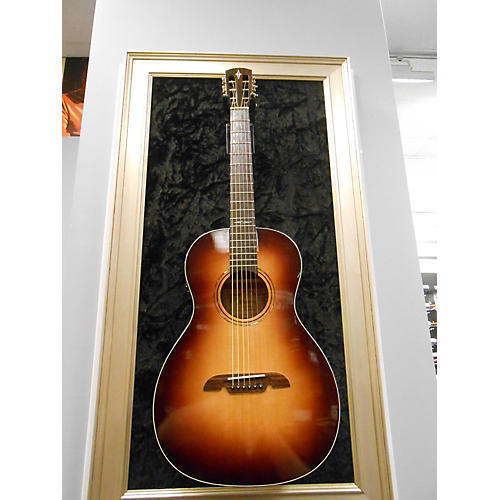 Alvarez AP610 Parlor Acoustic Electric Guitar