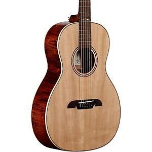 Alvarez AP610EFM Limited Edition Parlor Acoustic-Electric Guitar by Alvarez