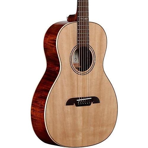 Alvarez AP610EFM Limited Edition Parlor Acoustic-Electric Guitar