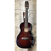 Alvarez AP660 Parlor Acoustic Electric Guitar