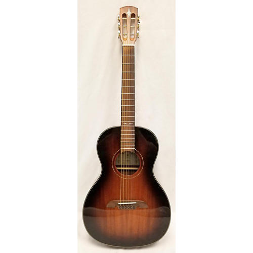 used alvarez ap660 parlor acoustic electric guitar guitar center. Black Bedroom Furniture Sets. Home Design Ideas