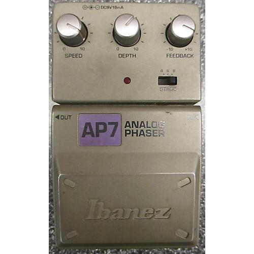Ibanez AP7 Analog Phaser Effect Pedal-thumbnail