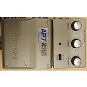 Ibanez AP7 Analog Phaser Effect Pedal