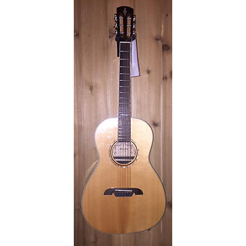 used alvarez ap70l parlor left handed acoustic guitar guitar center. Black Bedroom Furniture Sets. Home Design Ideas