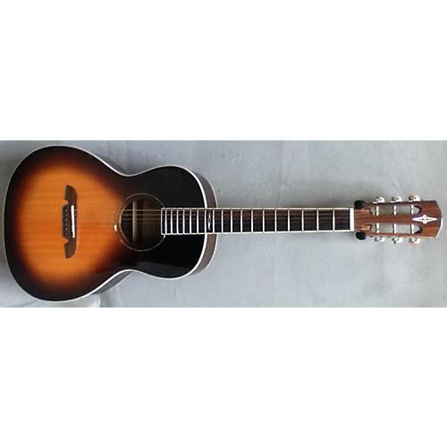 Alvarez AP710SB Parlor Acoustic Guitar-thumbnail