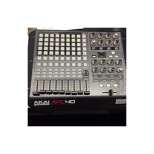 Akai Professional APC 40 MIDI Controller