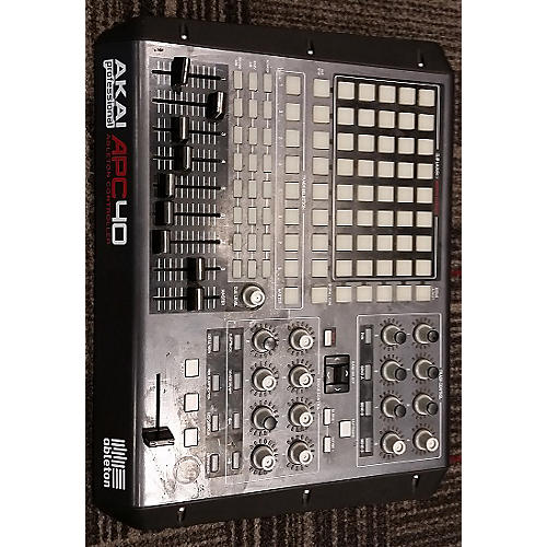 Akai Professional APC40 MIDI Controller-thumbnail