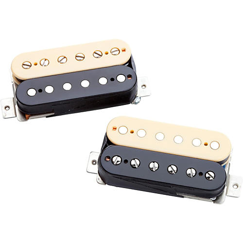 Seymour Duncan APH-2s Alnico II Pro Slash Humbucker Electric Guitar Pickup Set Zebra