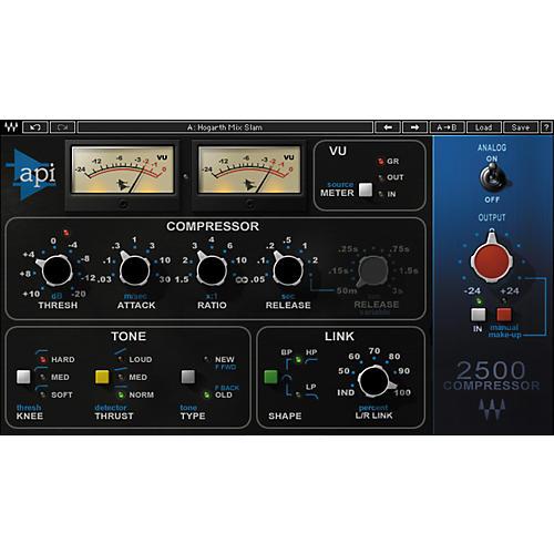 Waves API 2500 Native Software Download-thumbnail