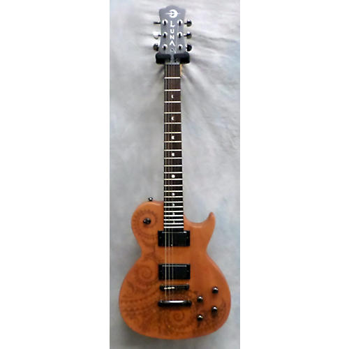Luna Guitars APL TAT Solid Body Electric Guitar