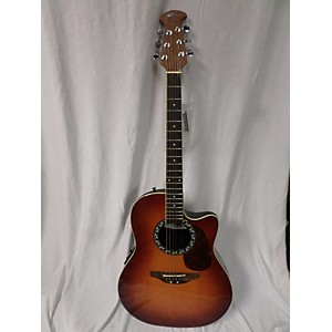 Pre-owned Ovation APPLAUSE AE 128 Acoustic Electric Guitar