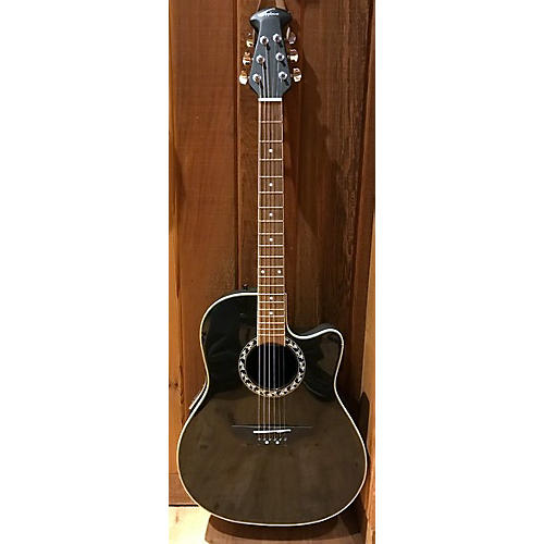Ovation APPLAUSE AE 227 Acoustic Electric Guitar-thumbnail