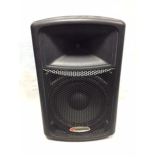 used harbinger aps12 powered speaker guitar center. Black Bedroom Furniture Sets. Home Design Ideas