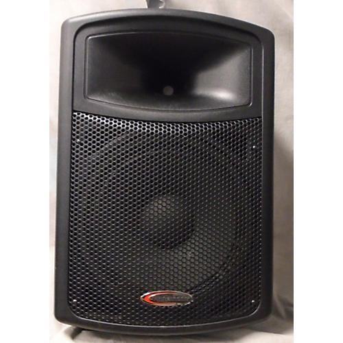 used harbinger aps15 powered speaker guitar center. Black Bedroom Furniture Sets. Home Design Ideas
