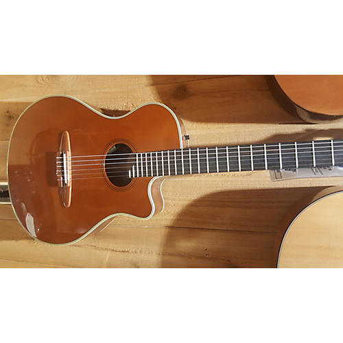 Used yamaha apx 10n classical acoustic guitar guitar center for Apx guitar yamaha
