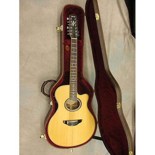 used yamaha apx 8 12a 12 string acoustic electric guitar guitar center. Black Bedroom Furniture Sets. Home Design Ideas