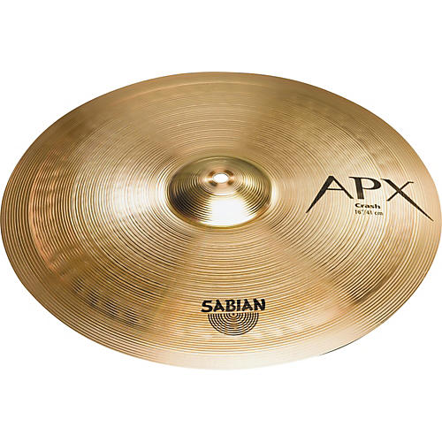 Sabian APX Crash Cymbal