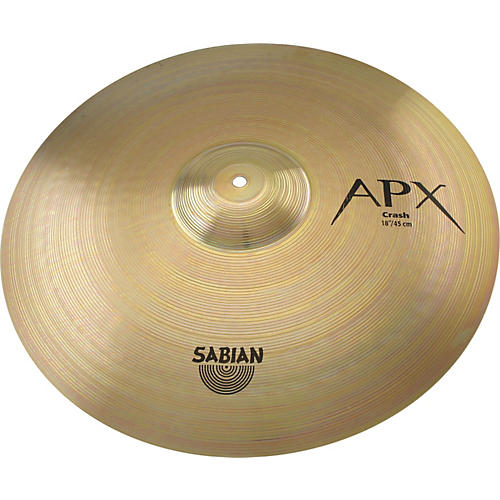 Sabian APX Crash Cymbal 18 in.