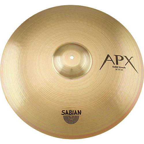 Sabian APX Solid Crash Cymbal 16 in.