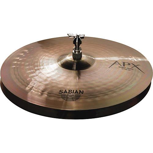 Sabian APX Solid Hi-hat Cymbals
