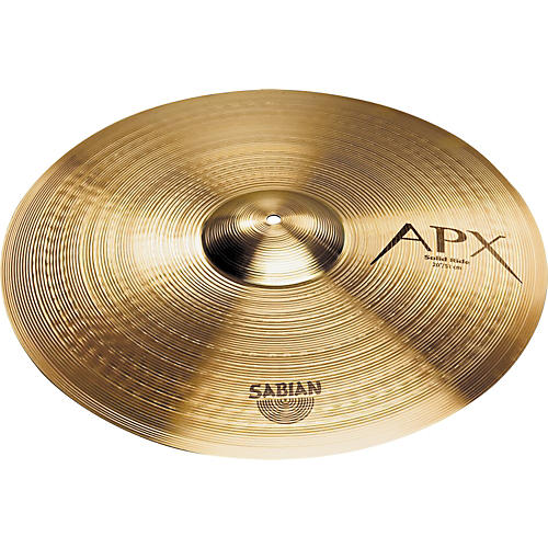 Sabian APX Solid Ride Cymbal
