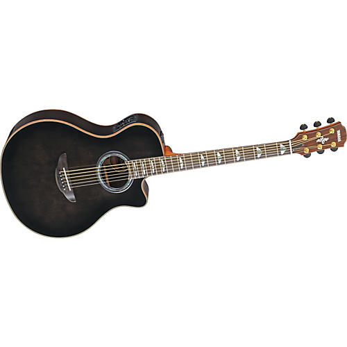 Yamaha APX1200 Thinline Cutaway Acoustic-Electric Guitar with SRT Preamp