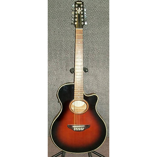 Yamaha APX412A 12 String Acoustic Electric Guitar