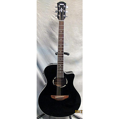Yamaha APX500 Black Acoustic Electric Guitar