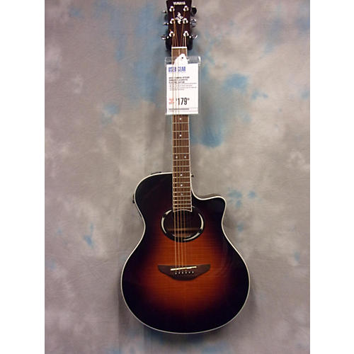Yamaha APX500 Sunburst Acoustic Electric Guitar