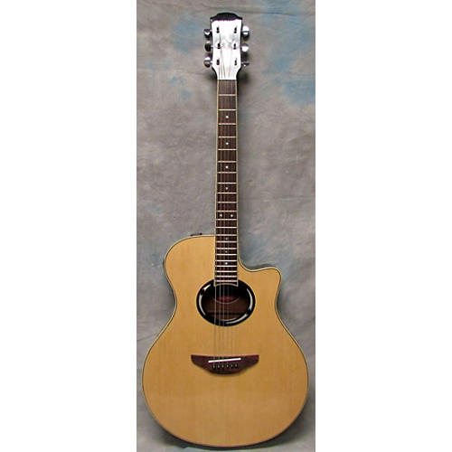 used yamaha apx500ii acoustic electric guitar guitar center