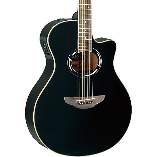 Yamaha Apx500ii Thinline Cutaway Acoustic Electric Guitar