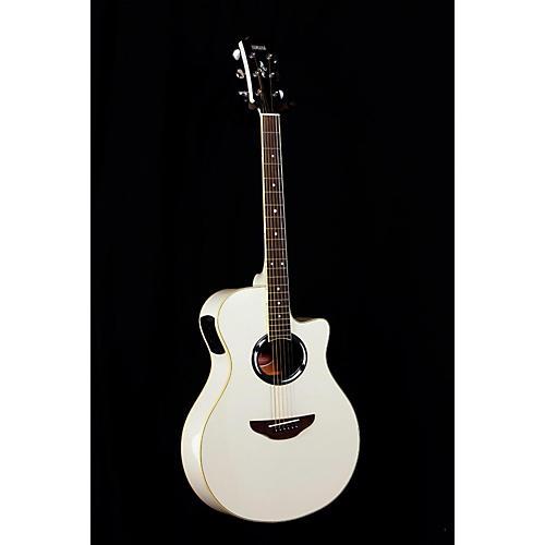 Yamaha APX500II Thinline Cutaway Acoustic-Electric Guitar-thumbnail