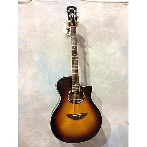 Yamaha APX500II Vintage Sunburst Acoustic Electric Guitar