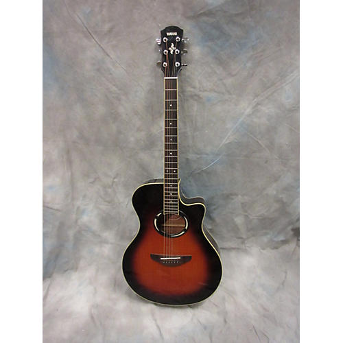 Yamaha APX500IIFM Acoustic Electric Guitar-thumbnail