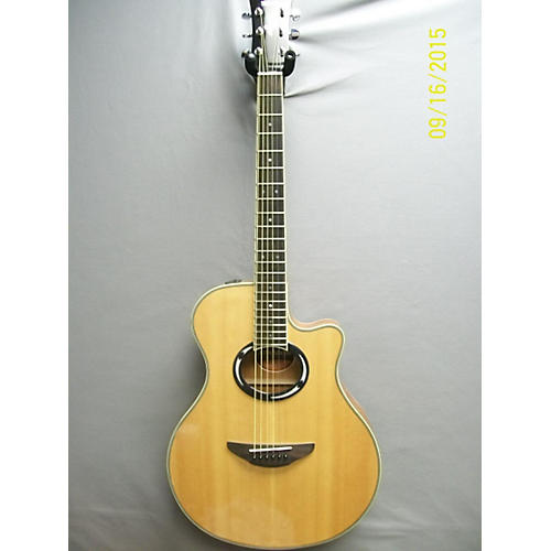 Yamaha APX500III Antique Natural Acoustic Guitar Antique Natural