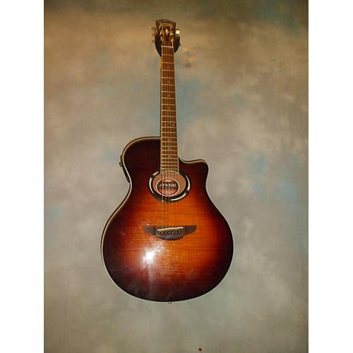 Yamaha APX500fm Acoustic Electric Guitar