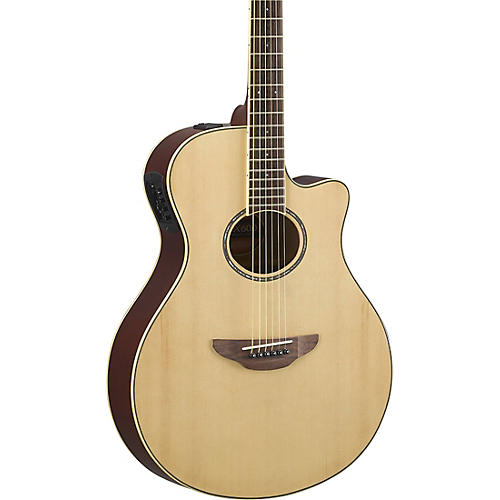 yamaha apx600 acoustic electric guitar guitar center. Black Bedroom Furniture Sets. Home Design Ideas