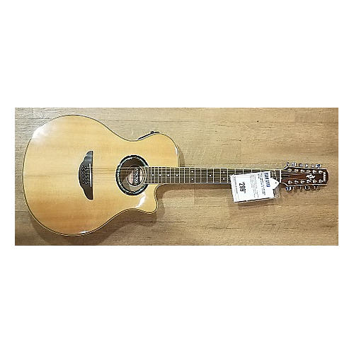 Yamaha APX700 12 String Acoustic Electric Guitar-thumbnail