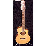 Yamaha APX700 12NAT 12 String Acoustic Electric Guitar
