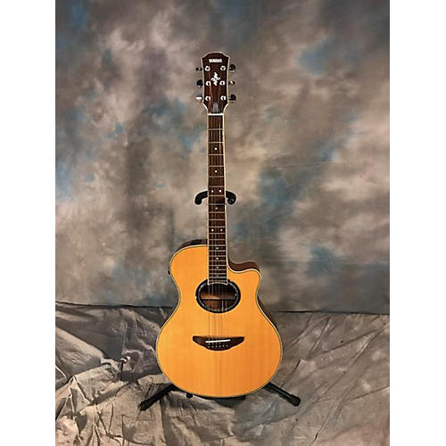 used yamaha apx700 acoustic electric guitar guitar center. Black Bedroom Furniture Sets. Home Design Ideas