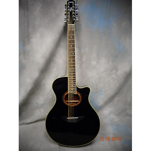 Yamaha APX700II-12 12 String Acoustic Electric Guitar-thumbnail