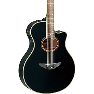 Yamaha APX700II-12 Thinline 12 String Cutaway Acoustic-Electric Guitar