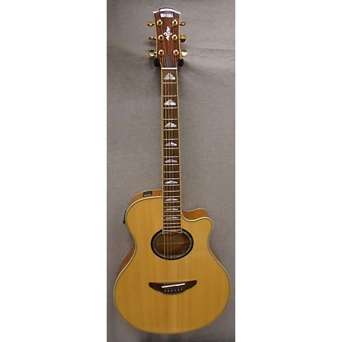 used yamaha apx900 acoustic electric guitar guitar center. Black Bedroom Furniture Sets. Home Design Ideas
