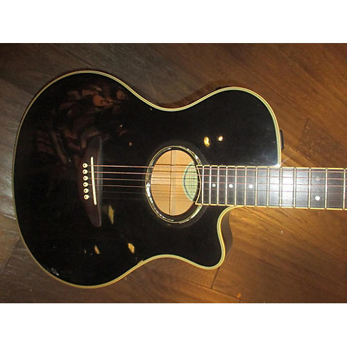 Yamaha APX9C Acoustic Electric Guitar-thumbnail