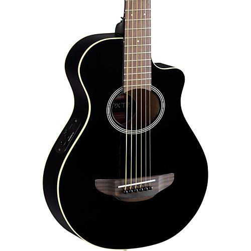 Yamaha APXT2 3/4 Thinline Acoustic-Electric Cutaway Guitar-thumbnail