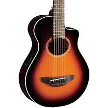 APXT2 3/4 Thinline Acoustic-Electric Cutaway Guitar Old Violin Sunburst