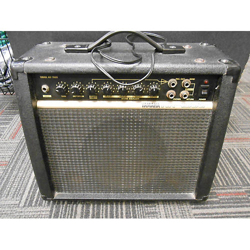 used yamaha ar 1500 guitar combo amp guitar center. Black Bedroom Furniture Sets. Home Design Ideas