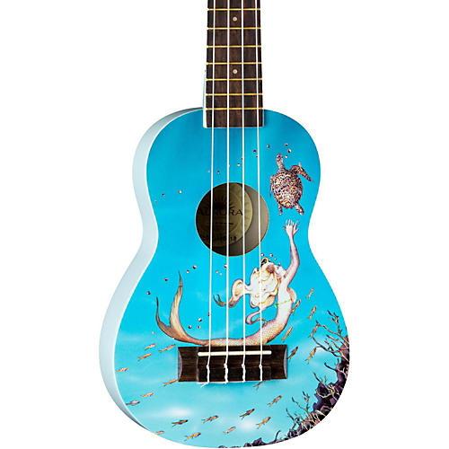 Luna Guitars AR2 Aurora Ukulele